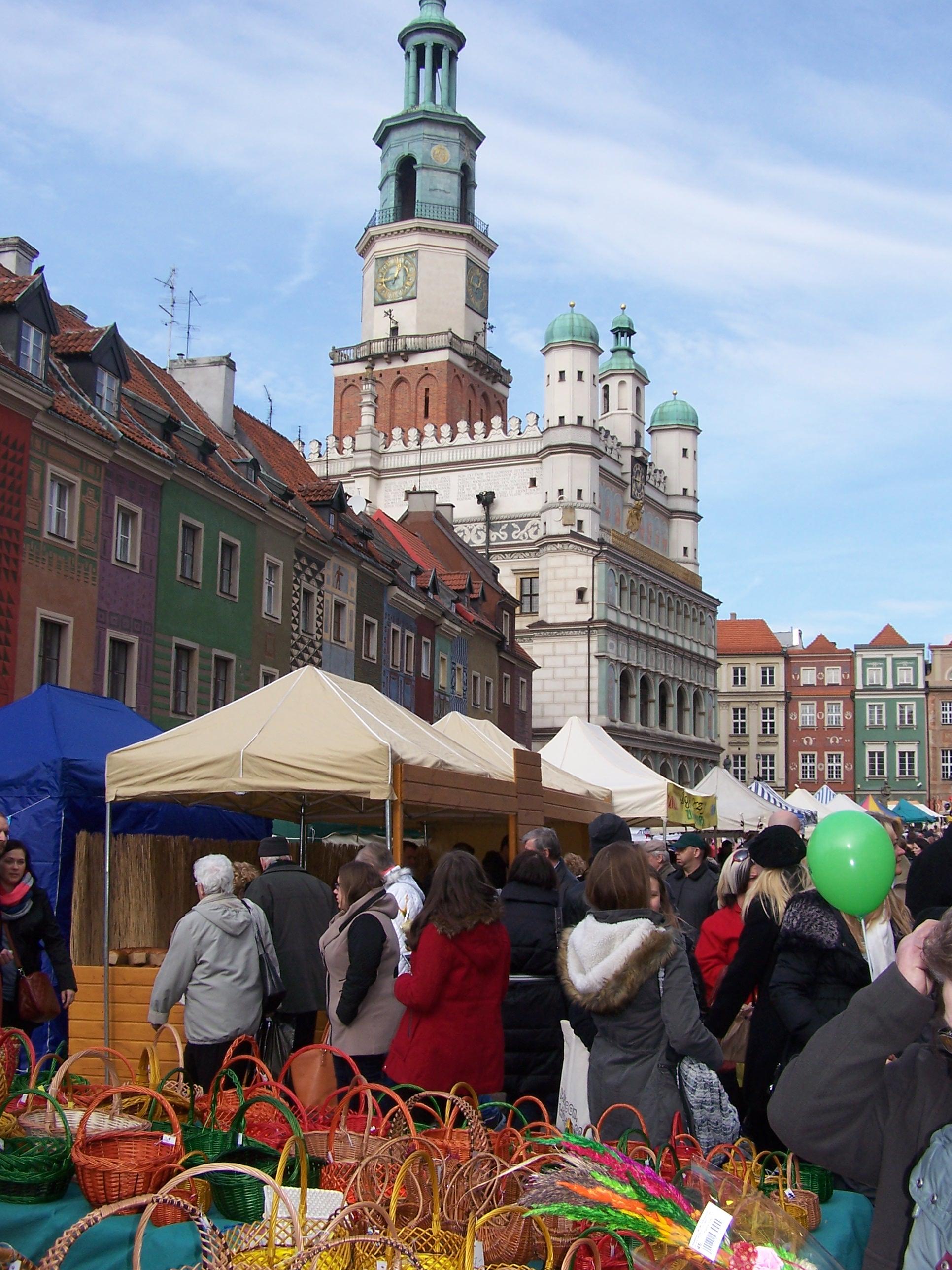 Kaziuk Wileński w Poznaniu