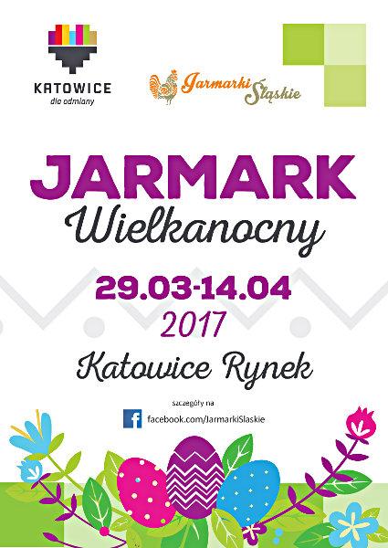 Jarmark Wielkanocny w Katowicach