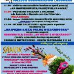 Niedziela Palmowa W Skansenie - Sanok