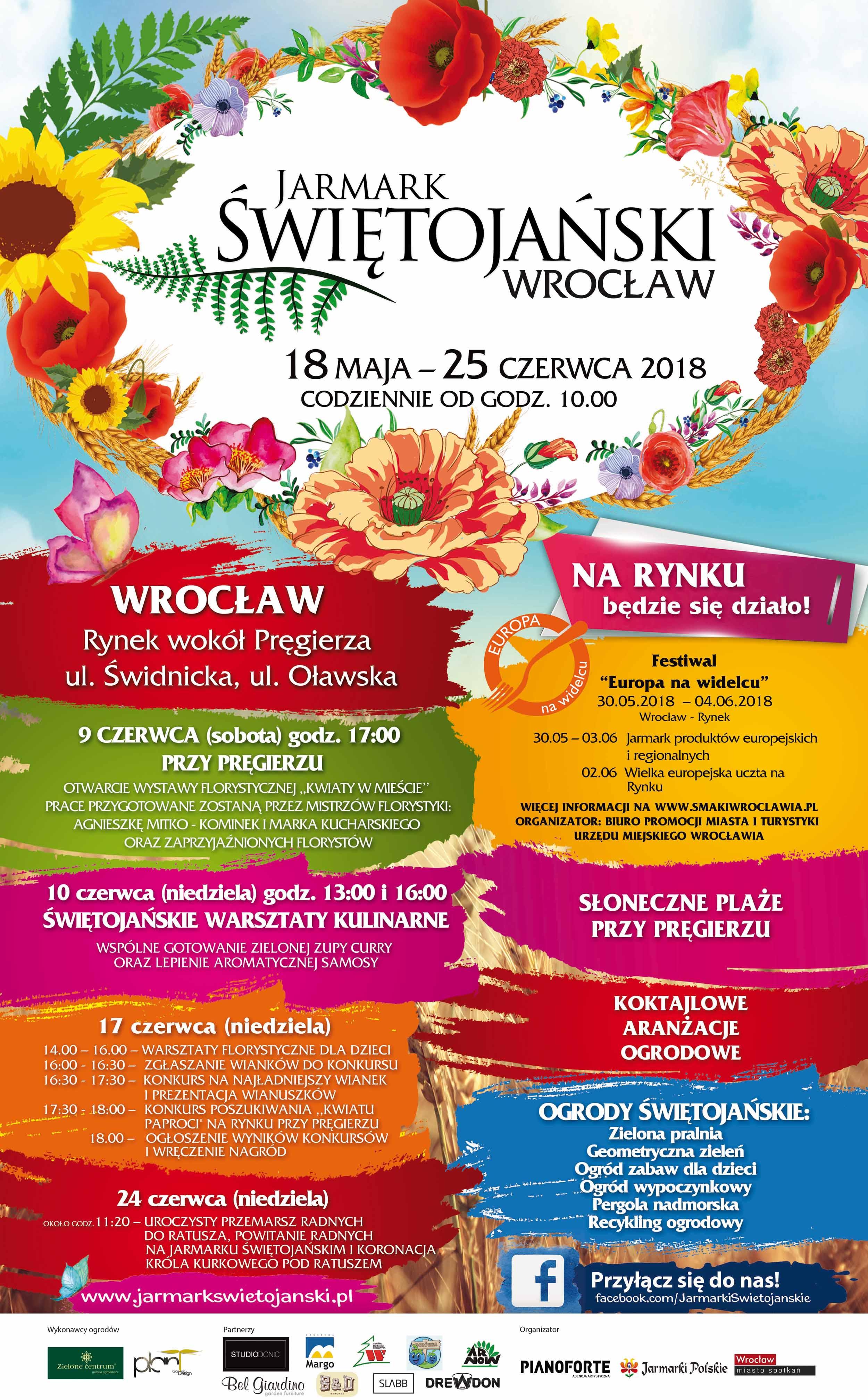Jarmark  Świętojański we Wrocławiu