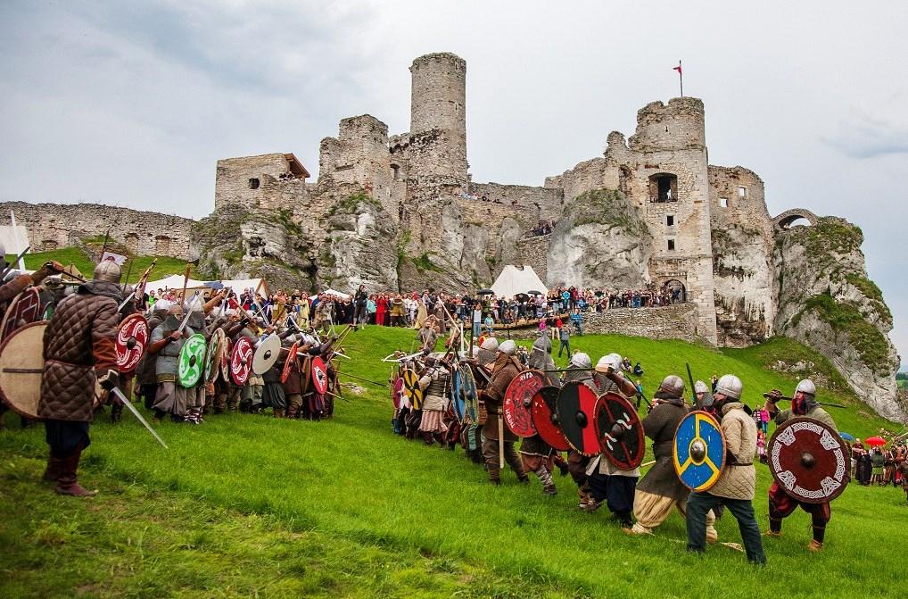 Międzynarodowy Festiwal Kultury Wczesnego Średniowiecza - Najazd Barbarzyńców