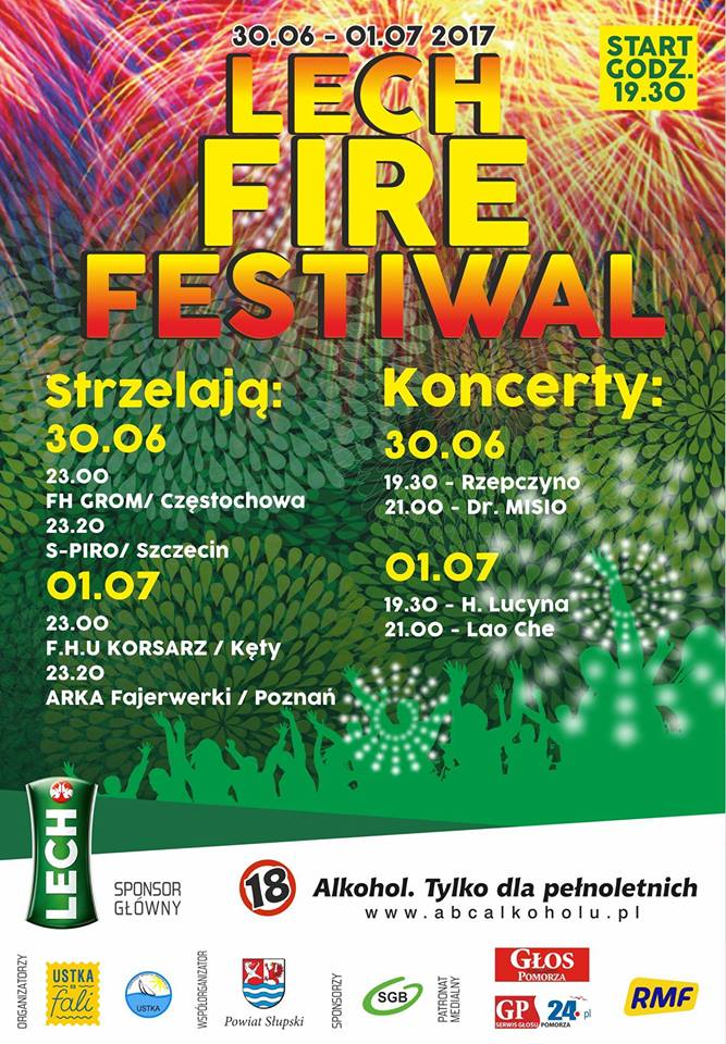 Lech Fire Festiwal