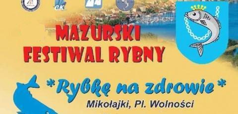 Mazurski Festiwal Rybny
