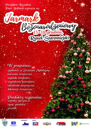 Jarmark Bożonarodzeniowy w Koszalinie