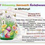 Wiosenny Jarmark Świąteczny w Złotoryi