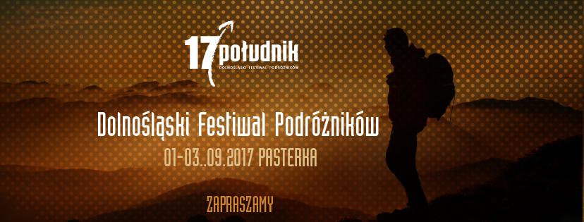 Dolnośląski Festiwal Podróżników - 17 POŁUDNIK