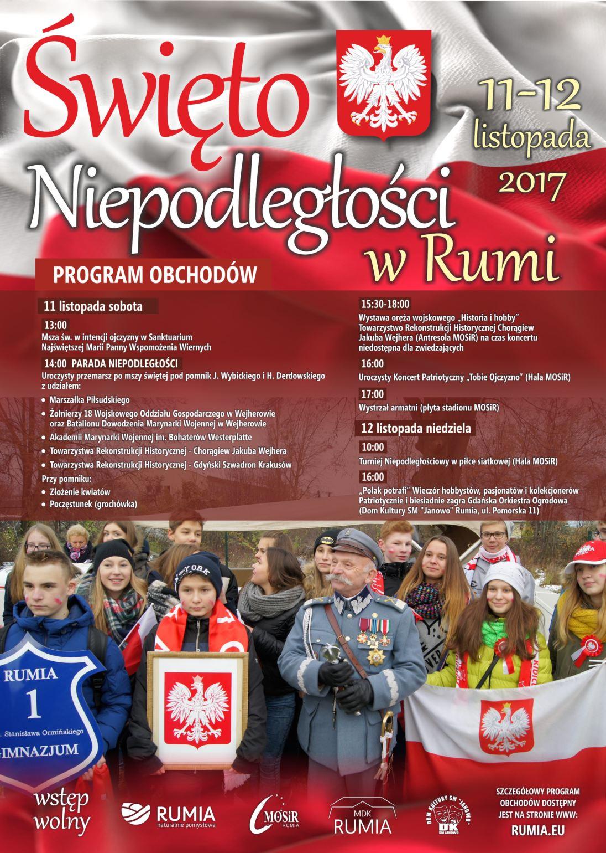 Święto Niepodległości w Rumii