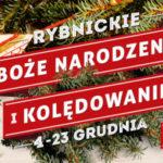 Jarmark Bożonarodzeniowy w Rybniku