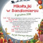 Mikołajki w Sandomierzu