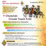 Olsztyński Orszak Trzech Króli