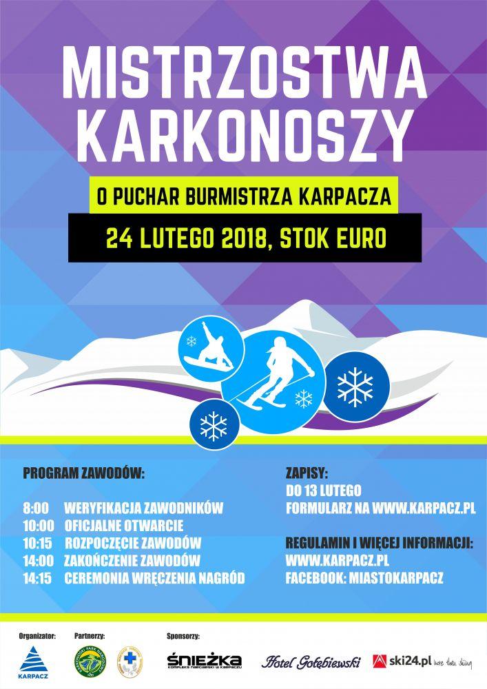 Mistrzostwa Karpacza o Puchar Burmistrza Karpacza