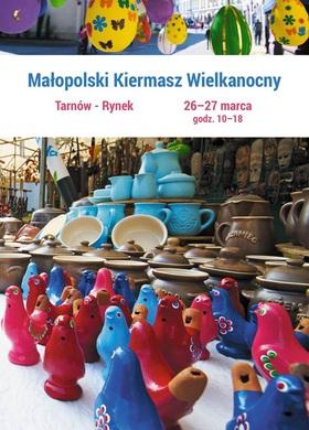 Małopolski Kiermasz Wielkanocny w Tarnowie