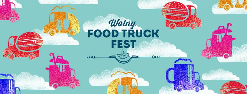 Wolny Food Truck Fest / Enea Spring Break 2018