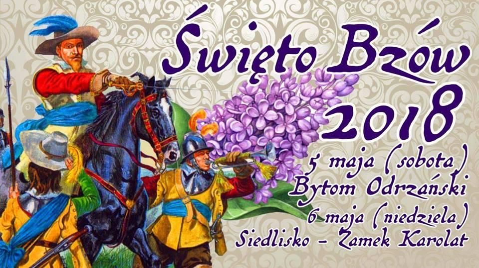 Święto Bzów w Bytomiu Odrzańskim