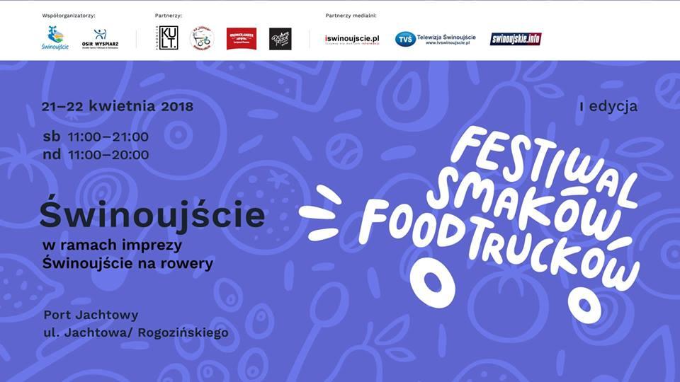 Festiwal Smaków Food Trucków w Świnoujściu