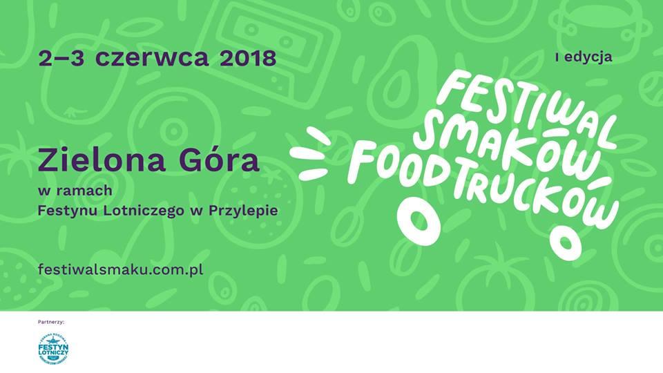 Festiwal Smaków Food Trucków w Zielonej Górze