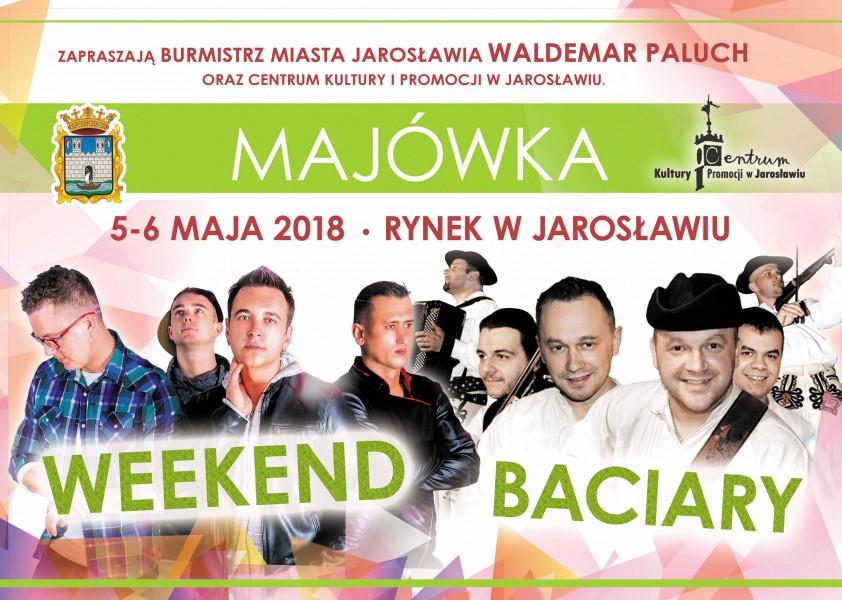 Majówka w Jarosławiu