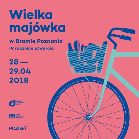 Wielka Majówka w Bramie Poznania