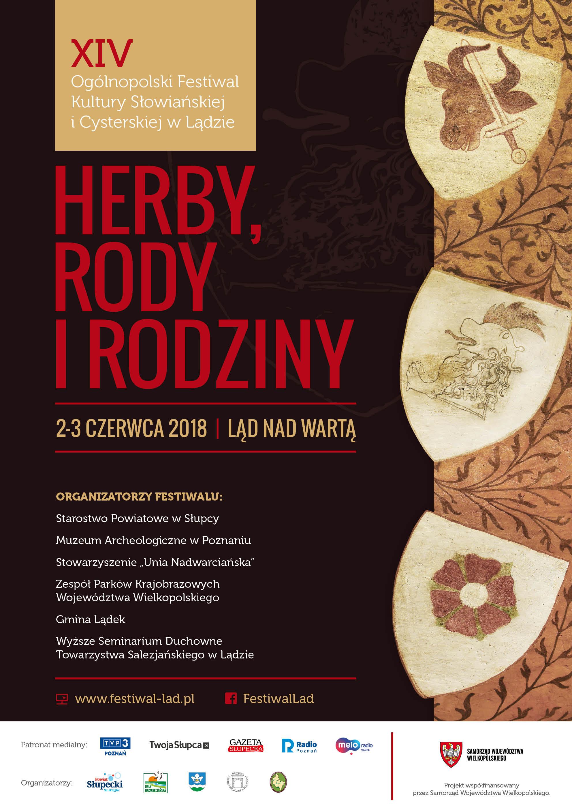 Festiwal Kultury Słowiańskiej i Cysterskiej w Lądzie nad Wartą