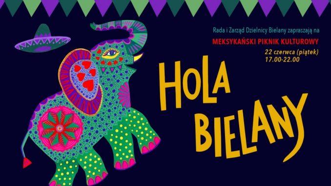 HOLA BIELANY Meksykański Piknik Kulturowy