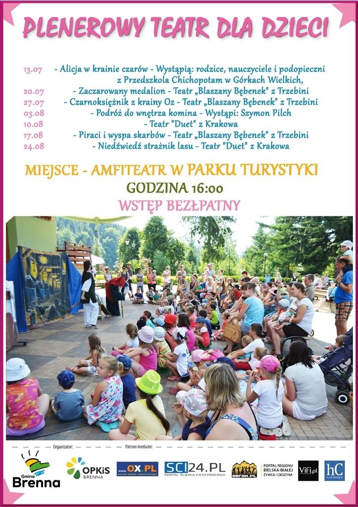 Plenerowy Teatr dla Dzieci