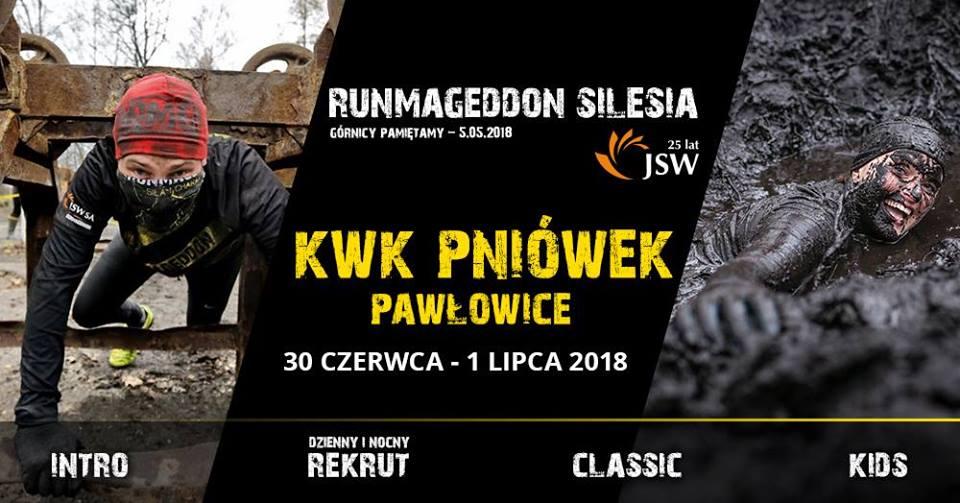 Runmageddon Silesia JSW