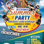 SUMMER PARTY - Młodzież Wita Wakacje