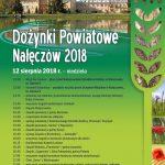 Dożynki Powiatowe Nałęczów 2018