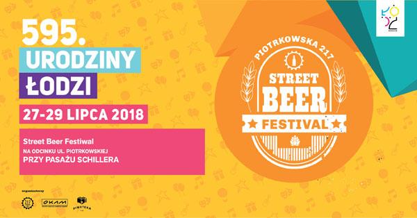 Festiwal Piw Rzemieślniczych - Street Beer Festiwal