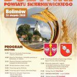 Dożynki Powiatu Skierniewickiego