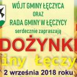 Dożynki Gminy Łęczyca