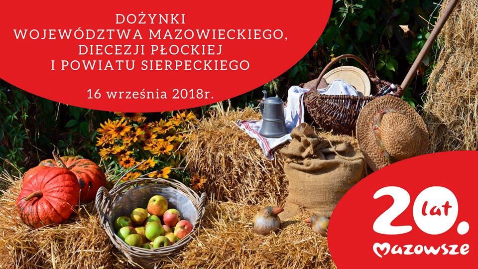 Dożynki Województwa Mazowieckiego / Pożegnanie Lata