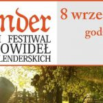 Festiwal Powideł Olenderskich OLENDERFEST 2018