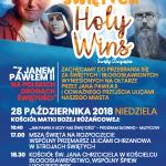 Chrzanowski Korowód Świętych Holy Wins – Święty Zwycięża