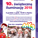 Świąteczna Iluminacja Brzegu