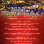 Jarmark Bożonarodzeniowy - Kraina Ciepła