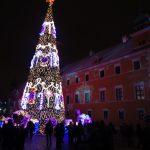 Świąteczna Iluminacja Warszawy