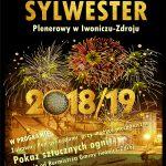 Sylwester Plenerowy w Iwoniczu-Zdroju 2018/19