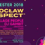 Sylwester Miejski we Wrocławiu 2018/2019