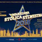 Warszawa - Stolica Sylwestra 2018