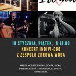 Koncert INDIVI - DUO