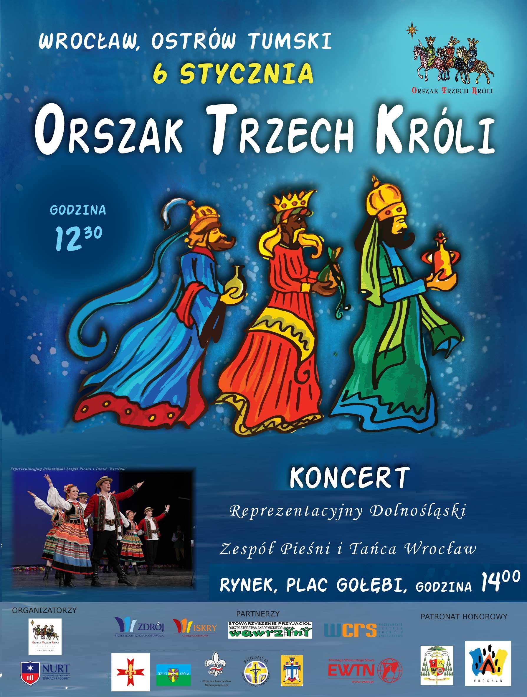 Wrocławski Orszak Trzech Króli