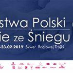 Mistrzostwa Polski wRzeźbie ze Śniegu