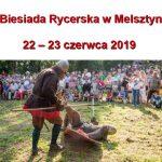 Biesiada Rycerska w Melsztynie