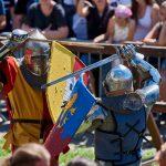 Turniej Rycerski na Zamku Królewskim w Będzinie