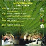 Niedziela Palmowa w Klasztorze Pelplińskim