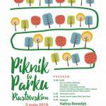 Piknik w Parku Piastowskim