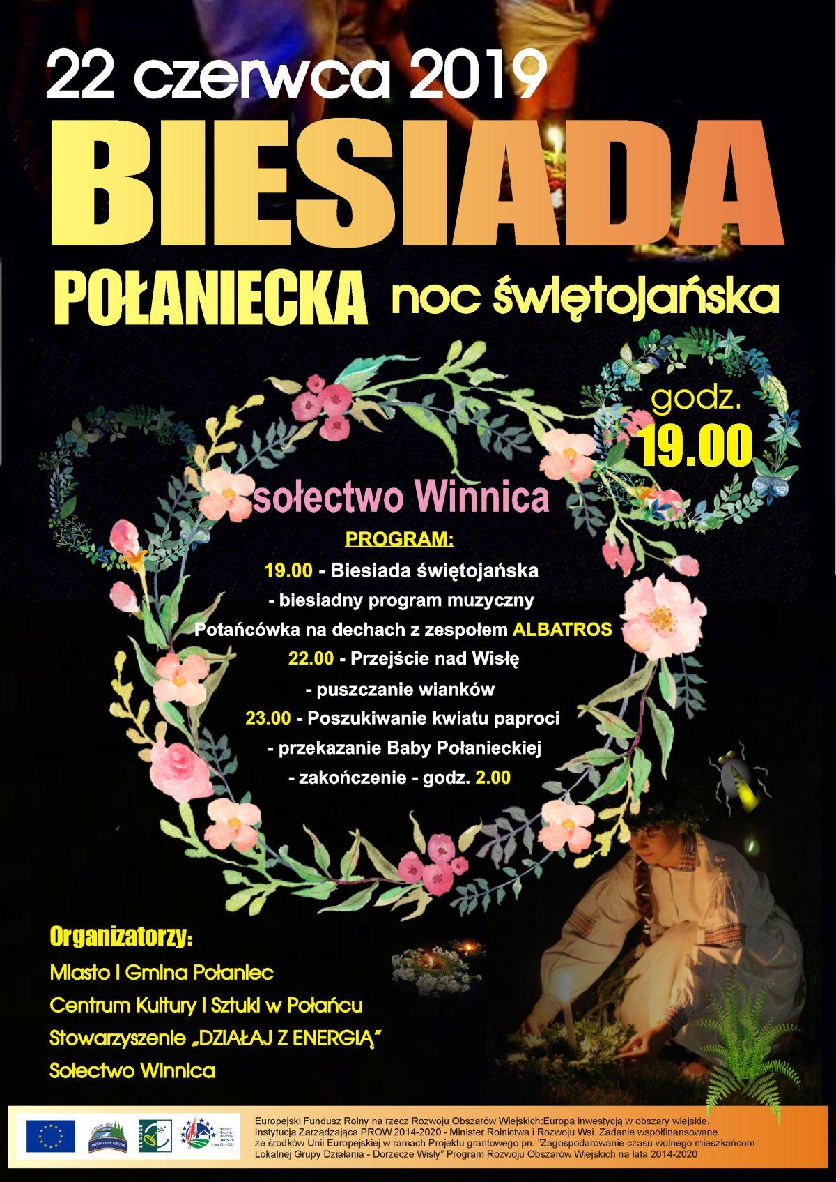 Biesiada Połaniecka / Noc Świętojańska