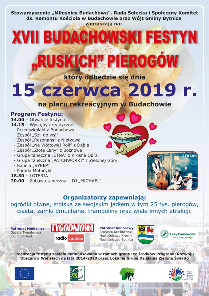 Budachowski Festyn Ruskich Pierogów