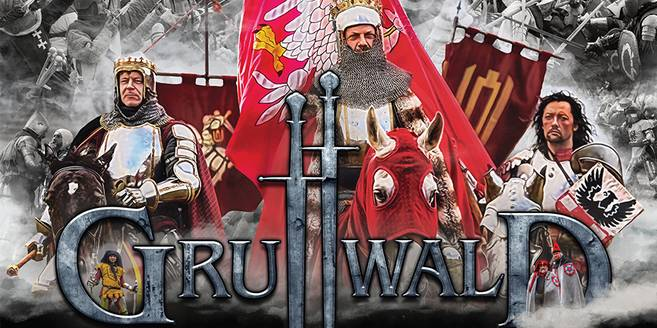 Dni Grunwaldu / Inscenizacja Bitwy pod Grunwaldem